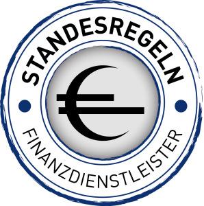 Standesregeln Finanzdienstleister